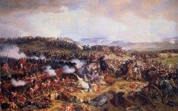 Francuski bóg wojny Napoleon Bonaparte
