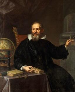 Włoski fizyk Galileo